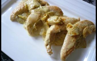 poulet endives curry2