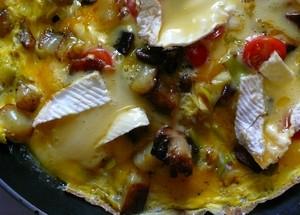 omelette du skieur