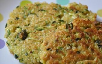 galettes quinoa courgettes2