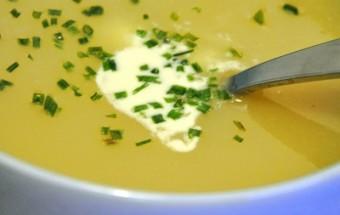soupe pompom