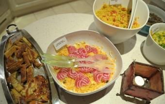 salades buffet