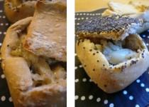 Cuisse de grenouille en croûte de petits pains