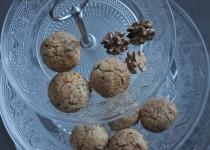 Bredele - Boules aux noix et chocolat