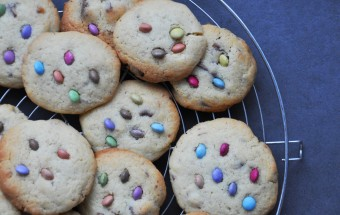 cookies smarties une