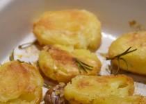 Patates +démentes+ de Jamie Oliver